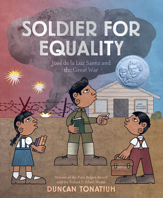 Soldier for Equality: José de la Luz Sáenz and the Great War Cover Image