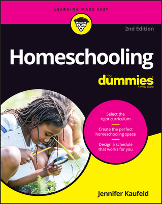 Homeschooling for Dummies Cover Image