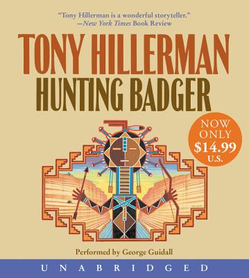 Hunting Badger Low Price CD Cover Image