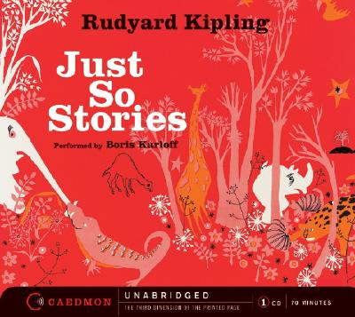 Just So Stories CD Cover Image