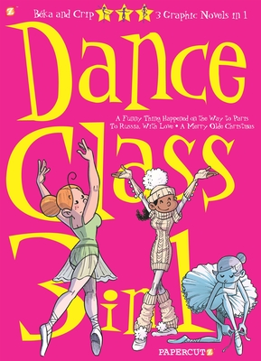 Dance Class 3-in-1 #2 (Dance Class Graphic Novels #2) Cover Image