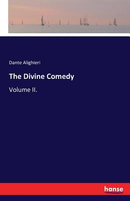 The Divine Comedy: Volume II. Cover Image