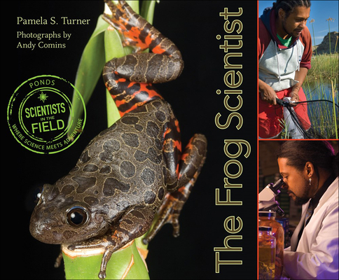 The Frog Scientist Cover Image