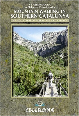 Mountain Walking in Southern Catalunya Cover