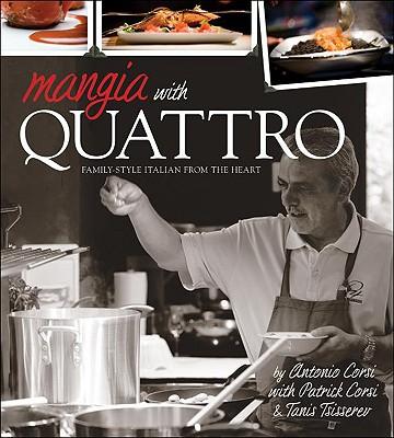 Mangia with Quattro Cover