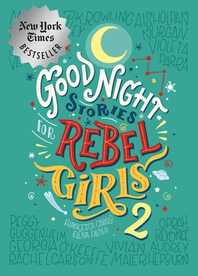 Good Night Stories For Rebel Girls 2 Cover Image