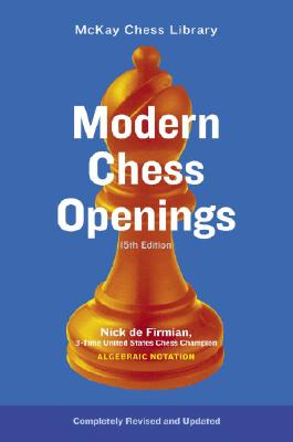 Modern Chess Openings Cover