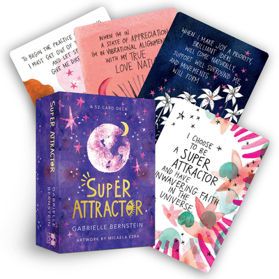 Super Attractor: A 52-Card Deck Cover Image