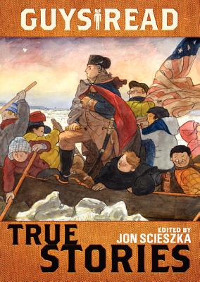 Guys Read: True Stories Cover Image