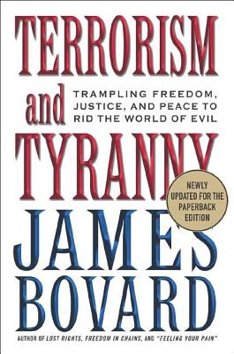 Terrorism and Tyranny Cover