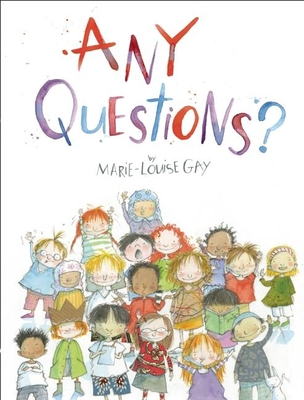 Any Questions? Cover Image
