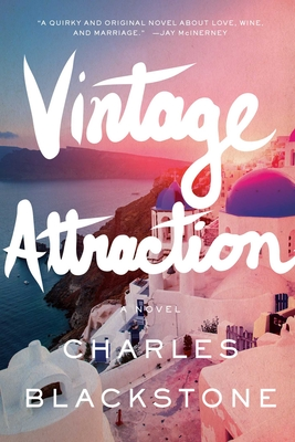 Vintage Attraction: A Novel Cover Image