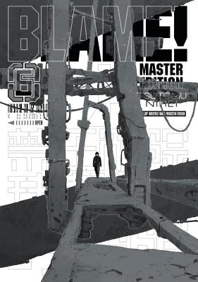 Cover for BLAME!, 6