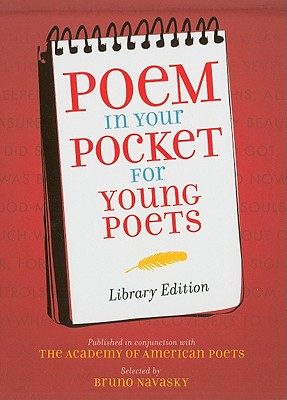 Poem in Your Pocket for Young Poets (Library Edition--nonperforated pages) Cover Image