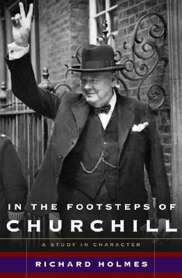 In The Footsteps of Churchill Cover