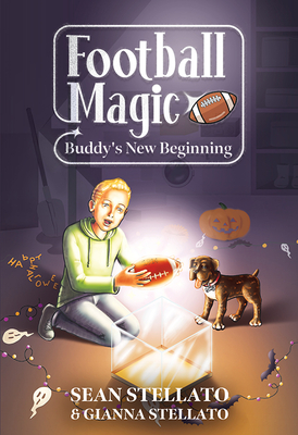 Football Magic: Buddy's New Beginning Cover Image