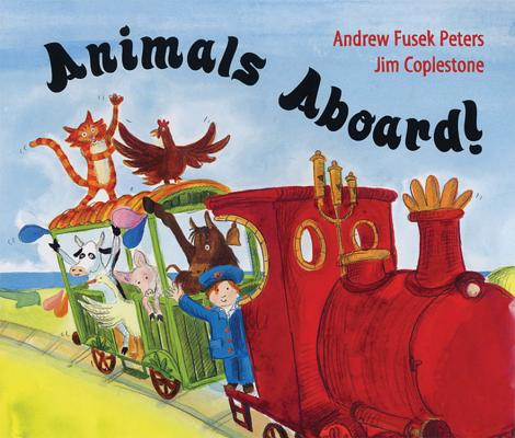 Animals Aboard! Cover