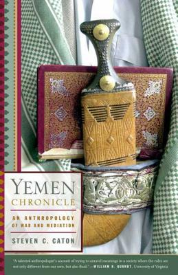 Yemen Chronicle: An Anthropology of War and Mediation Cover Image