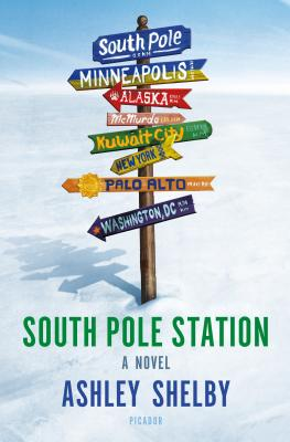South Pole Station Cover Image