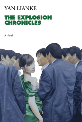 Book cover: The Explosion Chronicles by Jan Lianke