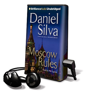 Moscow Rules [With Earbuds] Cover Image