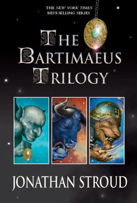 The Bartimaeus Trilogy Cover