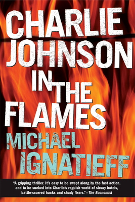 Cover for Charlie Johnson in the Flames