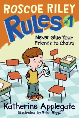 Never Glue Your Friends to Chairs Cover Image