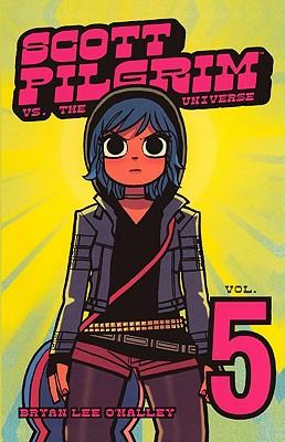 Cover for Scott Pilgrim Vs the Universe