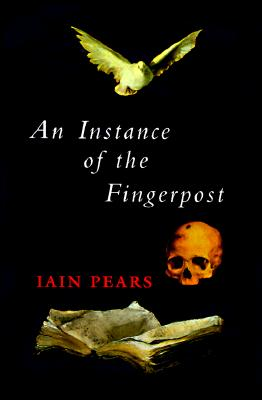 An Instance of the Fingerpost Cover