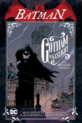 Batman: Gotham by Gaslight The Deluxe Edition Cover Image