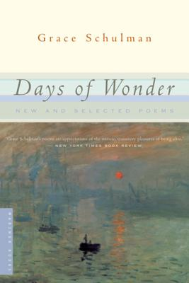 Days of Wonder: New and Selected Poems Cover Image