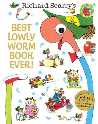 Best Lowly Worm Book Ever! Cover Image