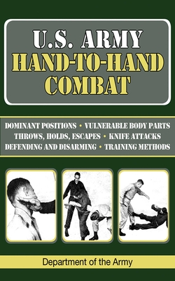 U.S. Army Hand-to-Hand Combat (US Army Survival) Cover Image