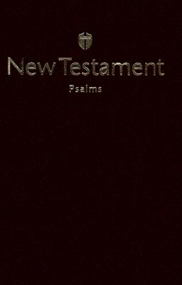 Economy New Testament with Psalms-HCSB Cover