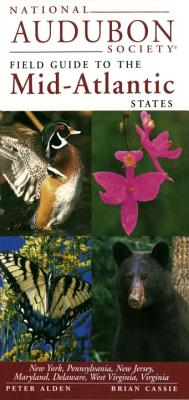 National Audubon Society Guide to the Mid-Atlantic Stat Es Cover