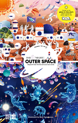 Day & Night: Outer Space Cover Image