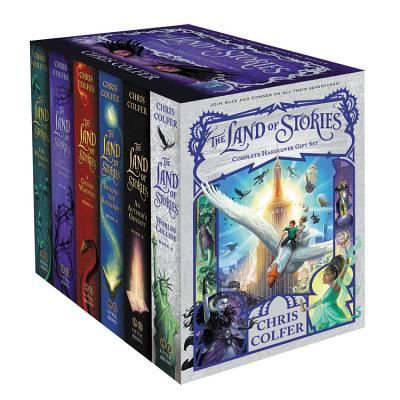 The Land Of Stories Complete Hardcover Gift Set Indiebound