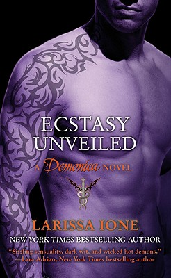 Ecstasy Unveiled (Demonica #4) Cover Image