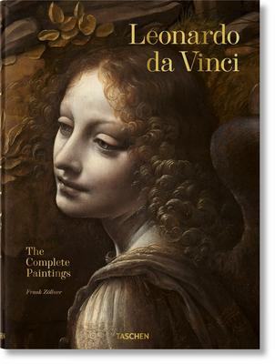 Leonardo Da Vinci. the Complete Paintings Cover Image