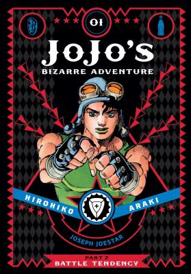 JoJo's Bizarre Adventure: Part 2--Battle Tendency, Vol. 1 (JoJo's Bizarre Adventure: Part 2--Battle Tendency #1) Cover Image