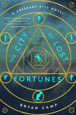 The City of Lost Fortunes (A Crescent City Novel) Cover Image