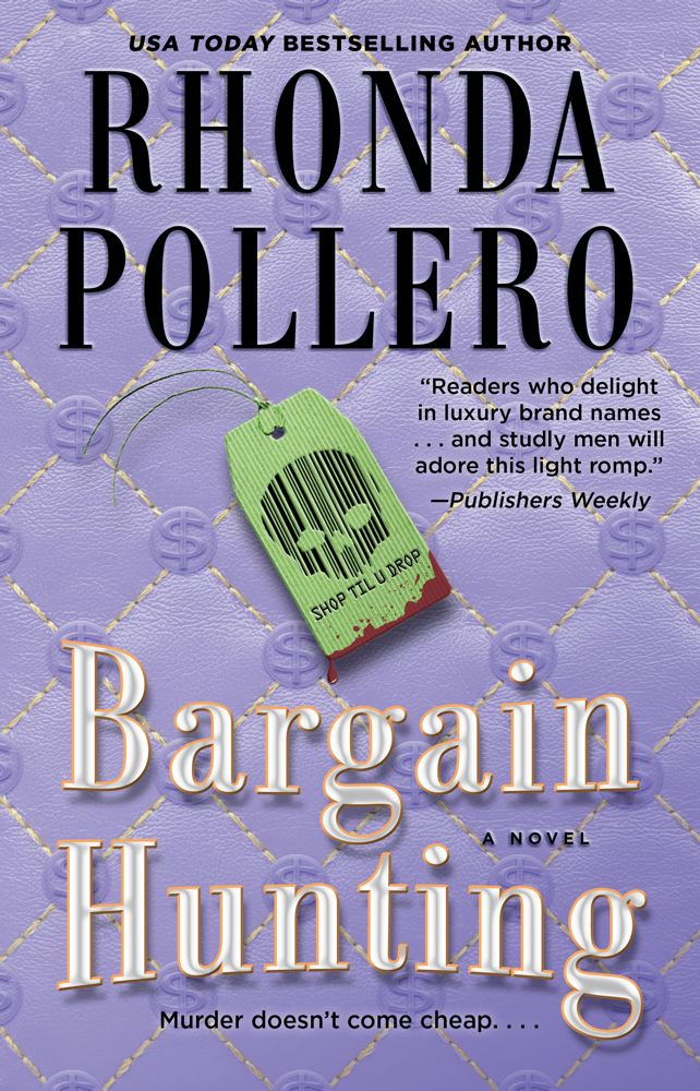 Bargain Hunting Cover