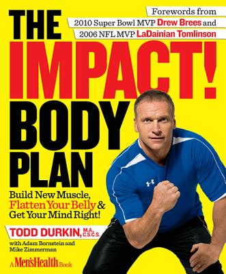 The Impact! Body Plan Cover