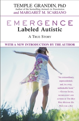 Emergence: Labeled Autistic Cover Image