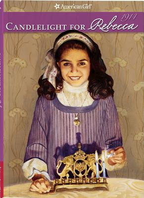 Candlelight for Rebecca Cover Image