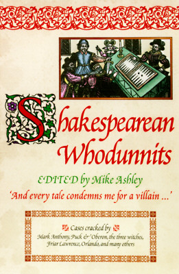 Shakespearean Whodunnits Cover