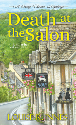 Death at the Salon (A Daisy Thorne Mystery #2) Cover Image