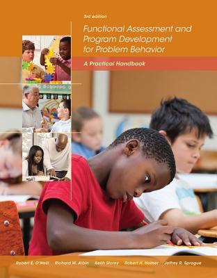 Functional Assessment and Program Development for Problem Behavior: A Practical Handbook Cover Image