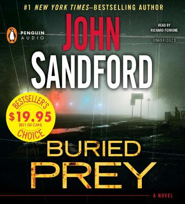 Buried Prey (A Prey Novel #21) Cover Image